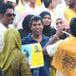 Nasheed's brother agrees to act as guarantor