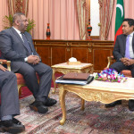 India, Sri Lanka 'lobbying' Maldives for ex-president's release