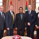 British MPs' defence of Maldives regime stirs controversy