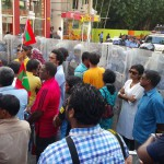 MDP to hold anniversary parade in defiance of police