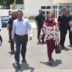 President Yameen departs on official visit to Malaysia