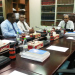 Media regulator shares press freedom concerns with Chief Justice