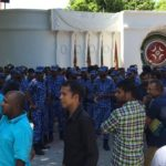 Police disperse weekly prayer for political prisoners