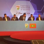 Maldives averts ban from international football