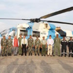 India gifts second helicopter to Maldives