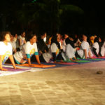 Maldives celebrates world yoga day
