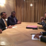 UN envoy arrives in Maldives for proximity talks