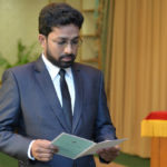 Yameen appoints new home minister