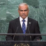 Maldives seeks election to UN Security Council