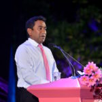 Yameen condemned for linking corruption to human nature