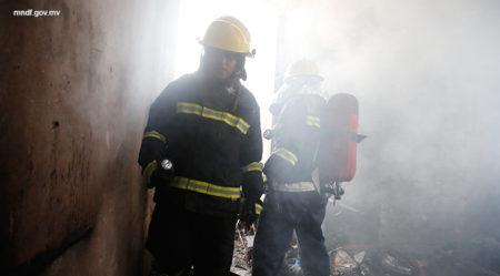 MNDF firemen