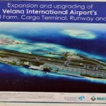 President launches US$400m airport runway project