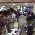 Hundreds seeking flu treatment everyday