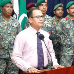 Defence minister warns of plot to destabilise Maldives