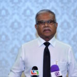 Maldives foreign minister accused of sexual harassment