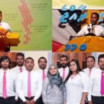 MDP launches campaign, PPM introduces candidates for Malé city