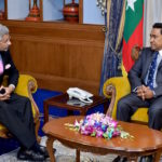 Indian foreign secretary concludes visit