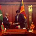 Maldives donates US$25k for Sri Lanka relief efforts