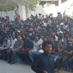 Minister Shainee gathers with 500 youth in show of 'guts' and strength