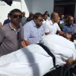 Gasim sentenced in absentia to three years, stripped of seat