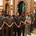 Speaker conducts chaotic Majlis sitting under heavy military guard