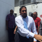Gasim defies travel ban to go to Germany