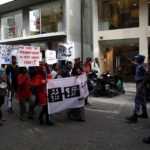 Rilwan and Yameen's relatives fired for joining protest march