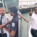 MPs Ameeth and Saud released with conditions