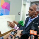 Housing minister departs for China for bridge beams