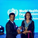 Maldives conferred WHO Excellence in Public Health award