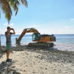 Environmentalists cry foul as Kulhudhuffushi airport project begins
