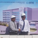 Ministers lay foundation for SME park