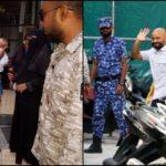 Imran and Faris taken back to jail