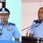 Inquiry underway into quarrel between top police officers