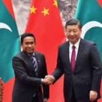 China-Maldives FTA among 12 agreements penned during Yameen's visit