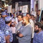 Expat workers warned against protesting