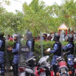 More than 50 security officers in detention, says Nasheed