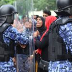 Maldives riot police used 'disproportionate force'