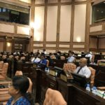 Parliament resumes with speedy five-minute sitting