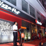 Pizza Hut opens in the Maldives