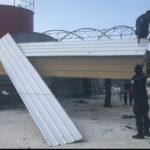 Police dismantles Ihavandhoo opposition hut