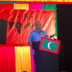 The race of his life: An introduction to the Maldives' latest presidential hopeful