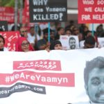 Yameen Rasheed murder hearing cancelled for 'administrative reasons'