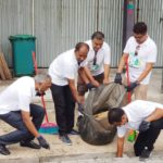 Thousands join Malé clean-up event