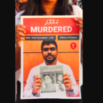 Maldives court cancels slain blogger's murder hearing for third time