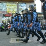 Maldives police warn of 'dangerous acts' on election day