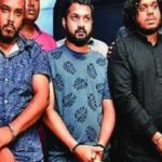 Three Maldivians arrested in India drug bust