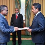 US fires warning as Maldives president seeks election annulment