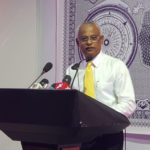Maldives opposition pledges income tax
