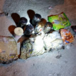 Drugs wash ashore from stranded Iranian boat